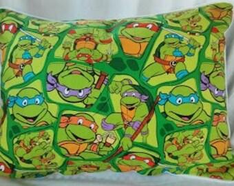 Teenage Mutant Ninja Turtle Pillow