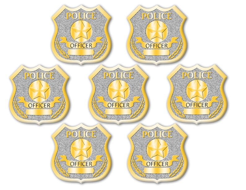 photograph about Printable Police Badges identify Electronic Obtain Printable Law enforcement Badge