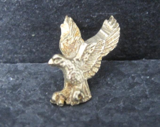 Vintage Gold Filled Eagle Tie Tack