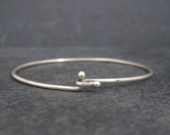 Dainty Vintage Sterling James Avery Bangle Bracelet