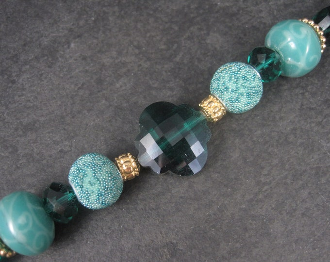 Jesse James Green Bead Strand Atmospheric 2