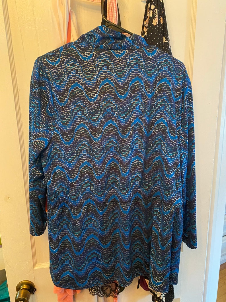 Trippy Grandma Blazer and Matching Shirt