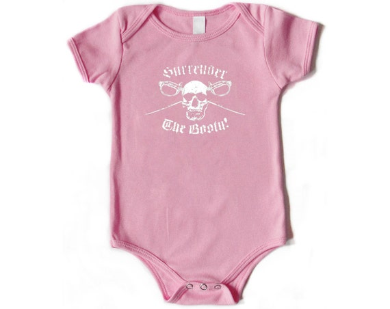 Surrender the Booty 2 Infant One Piece