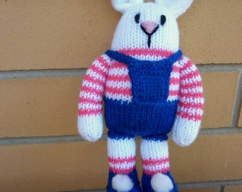White Rabbit and he is ready to ship.