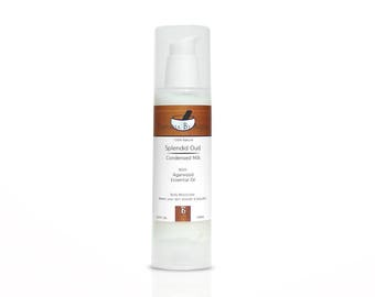 Splendid Oud condensed milk Body moisturizer - with essential oils