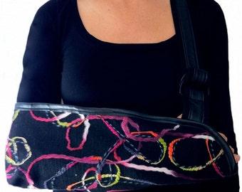 Arm Sling - All That Jazz Designer Fashion Arm Sling.