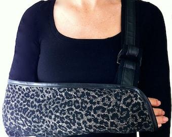 Arm Sling - Spot On Designer Fashion Arm Sling.