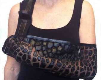 Arm Sling - Black Magic Fashion Arm Sling