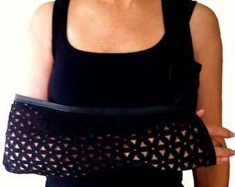 Arm Sling - Peekaboo Designer Fashion Arm Sling.