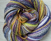 Merino Nylon 100gr/ 325m / fingering/ handspun yarn, sock blend