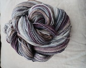 Merino Nylon 102gr/ 393m / fingering/ handspun yarn, sock blend