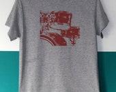 drummer t-shirt , drum kit, drums, percussion, love drums, drum art - screen printed T-shirt