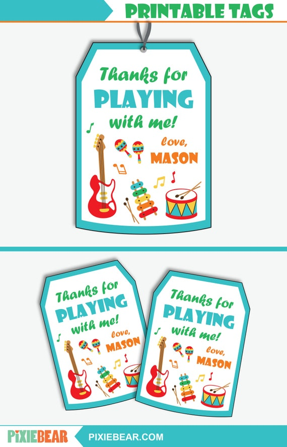 It's just a picture of Thank You Tag Printable for welcome