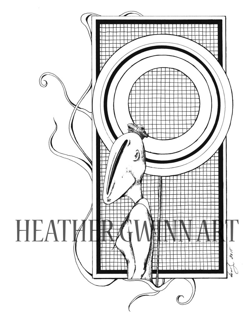 Instant Download Coloring Page Lollipop Etsy