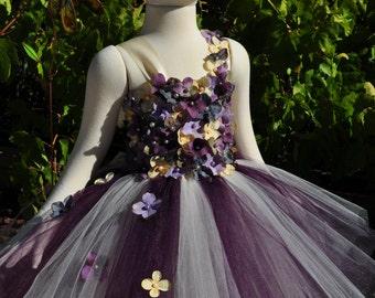 Plum Flower Girl Dress Lace Flower Girl Dress Plum Tutu Etsy,Beach Wedding White Dress For Guest