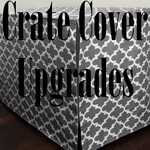 UPGRADES for Custom Crate Covers