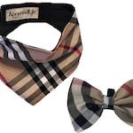 Furberry Bandana or Bow Tie