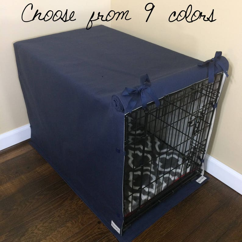 Custom Canvas Crate Cover image 0