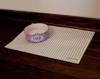 Small Cotton Pet Placemat