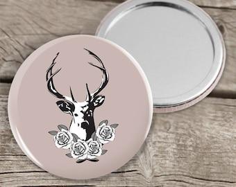Pocket Mirror Wedding Favour