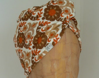 towel turban