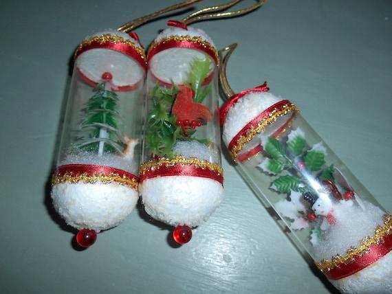 image 0 - Weird Christmas Ornaments Homemade Christmas Mid Century Odd Etsy