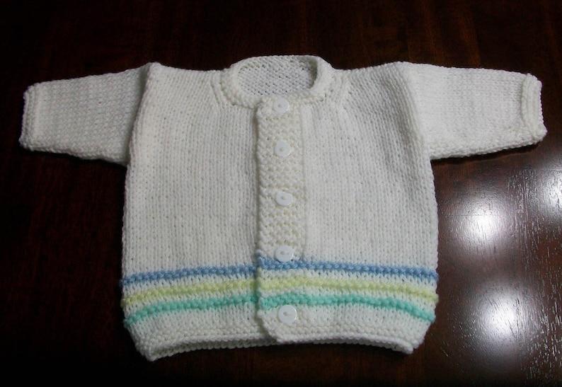 Green Baby Sweater Newborn Green Cardigan Blue Baby Sweater White Knitted Sweater White Baby Cardigan Newborn Sweater Newborn Blue Top
