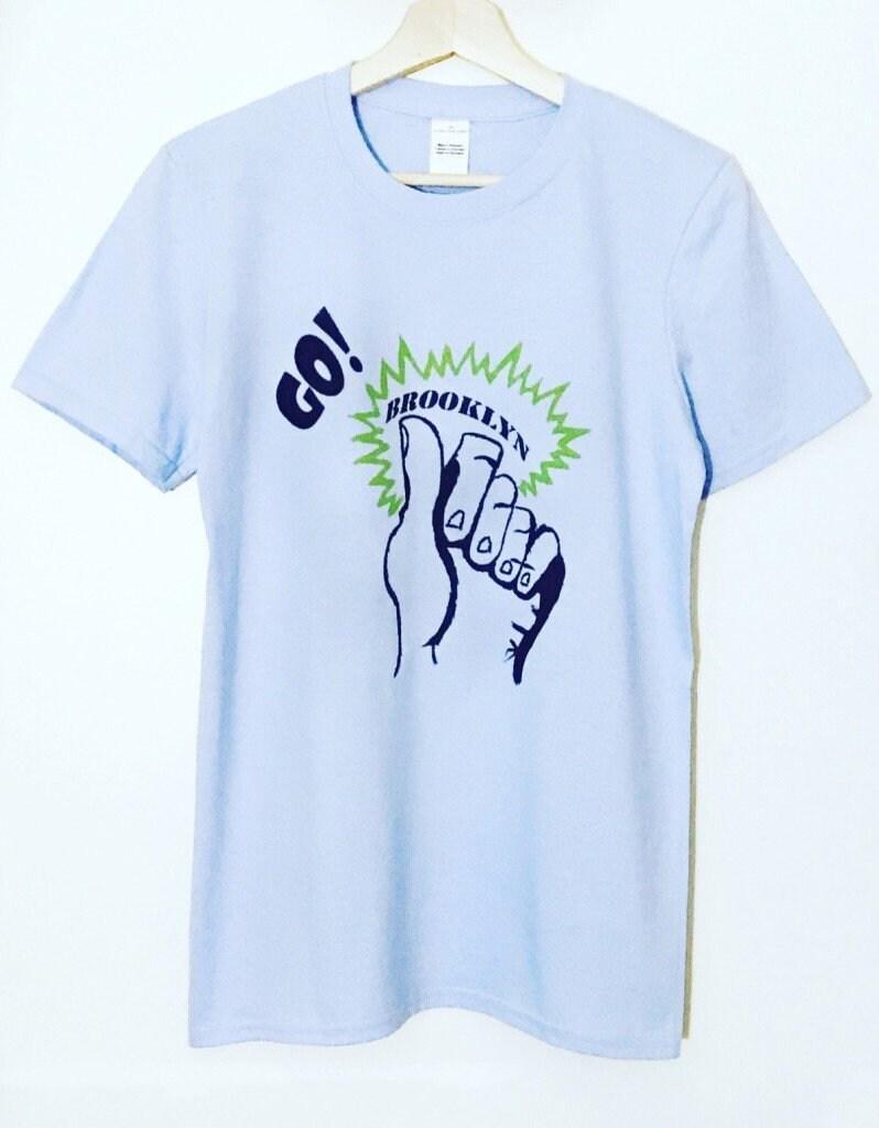 292eda9e6 Brooklyn Go Unisex T-Shirt Brooklyn gift for hem Brooklyn | Etsy