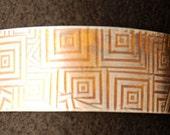 Squares Cuff Bracelet...