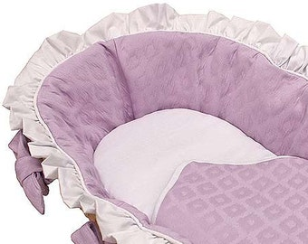 Baby Orchid Baby Moses Basket