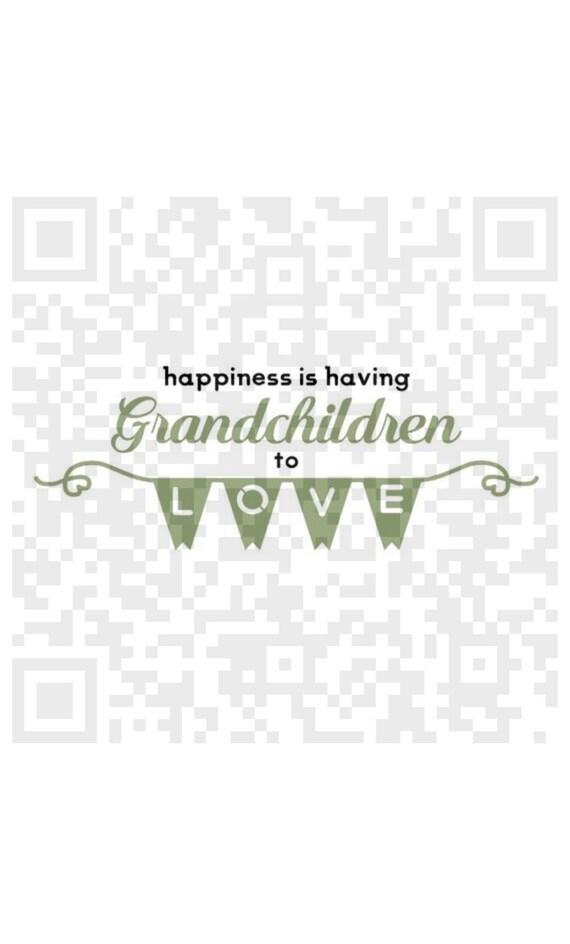 Grandchildren Sublimation Designs Download, Svg design, Sublimation designs, Happiness is having Grandchildren Svg, Sublimation graphics
