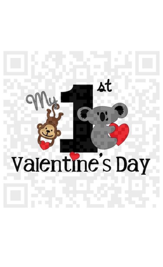 Valentines Day, My First Valentines Day Sublimation Design Download, Sublimation download, First Valentine Day clipart, Sublimation graphics