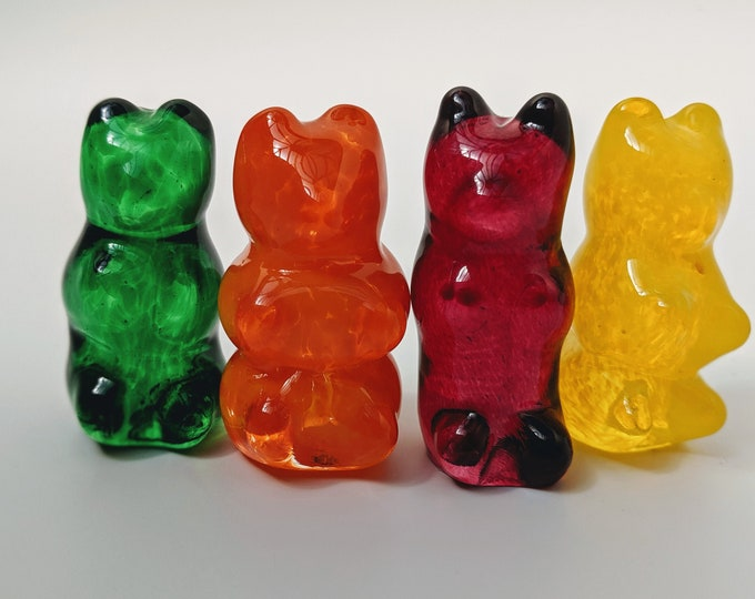 Glass Gummy Bear
