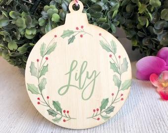 2020 Keepsake Christmas Ornament personalised custom Christmas gift Christmas ornament personalised christmas bauble Christmas gift xmas