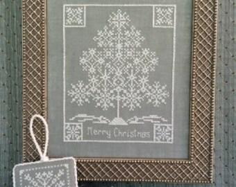Snowflake Tree by Scissor Tail Designs