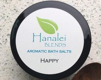 Happy Aromatherapy Bath Salts