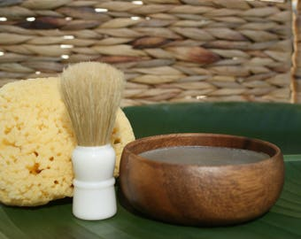 Shave Soap In Bowl (No Brush)