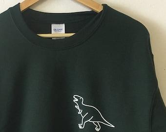 4011a56ec8ff Dinosaur sweater