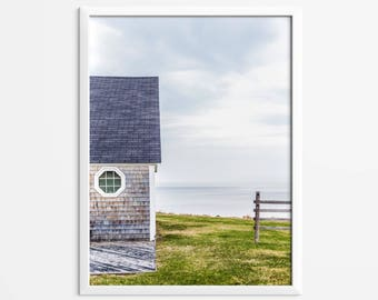 Landscape Photograph, Art, Decor - Shediac, New Brunswick - Cottage Life