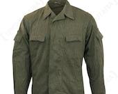 New Unissued East German Army fieldshirt jacket coat shirt NVA GDR DDR Communist military