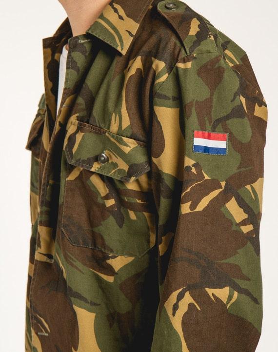 Véritable armée britannique Pantalon De Combat Ripstop DPM Pantalons Militaires 95 Woodland NEUF