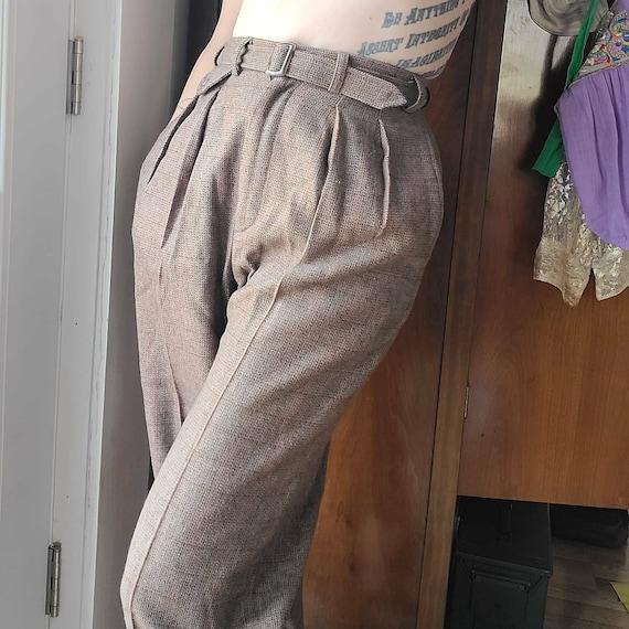Vintage Ralph Lauren Union Made Wool Trousers. Vi… - image 1