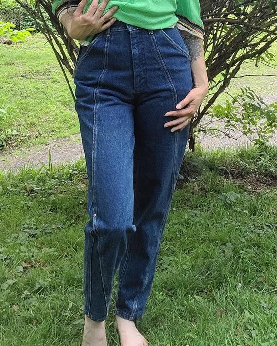 Deadstock 70s Lee Jeans. Vintage Lee jeans. Lee Ca