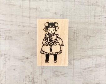 No.103: Little Girl/ Designed by Krimgen