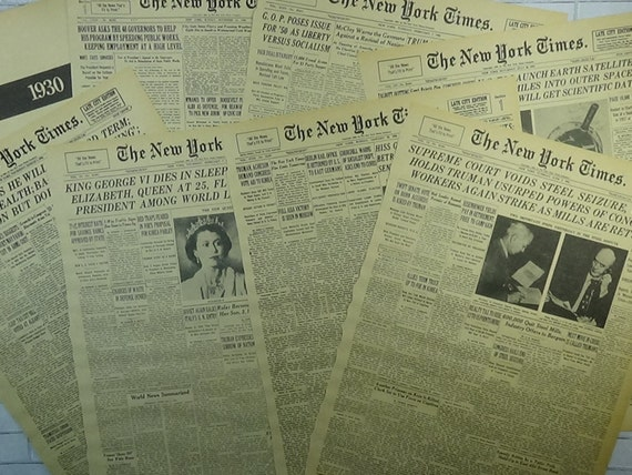Recycle From Ny Times Pages For Your Art Crafting Projects Collage Junk Journals Etc