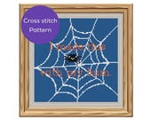 I Made This Spider Cross ...
