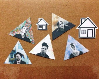 The Neighbourhood Stickers (set of 7)