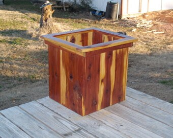 Flower Planter, Deck Planter, Patio Planter, Garden Planter, Flower Pot, Garden Pot, Outdoor furniture