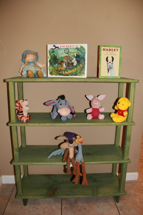 Kids Bookshelf Eco Friendly Non Toxic