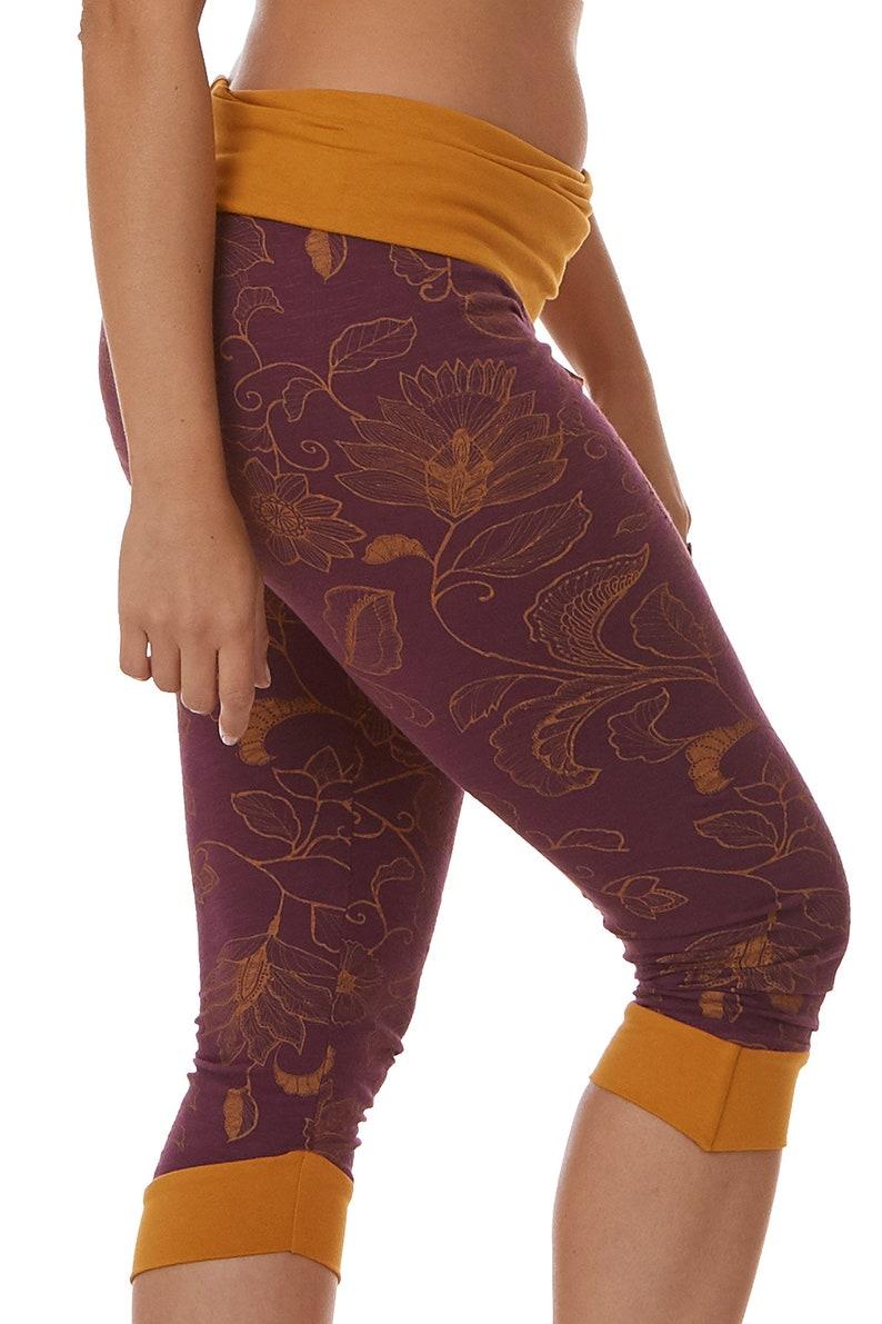 Hooping Pixie Yoga Leggings